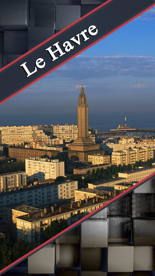 Le Havre Offline Travel Guide