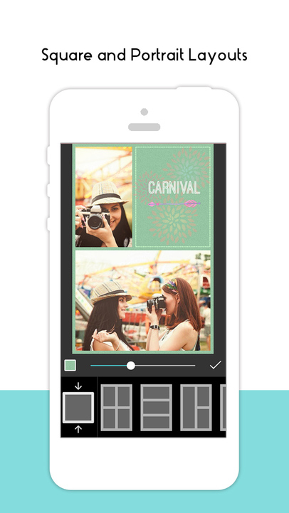 Pic Collage - Photo and Video grids for Halloween - iPhone Mobile Analytics and App Store Data