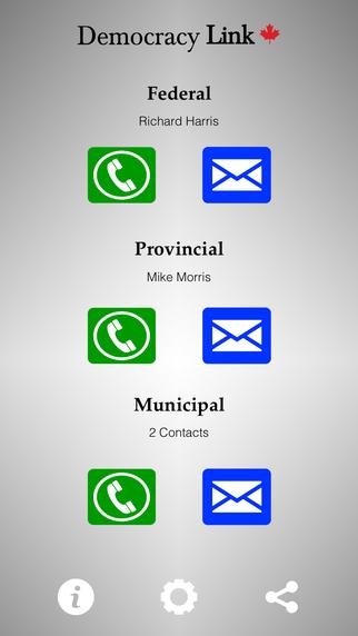 Democracy Link