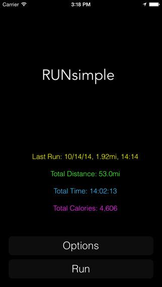 RUNsimple Running Walking