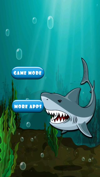 Hungry Shark Attack - Speedy Smashing Defense Game