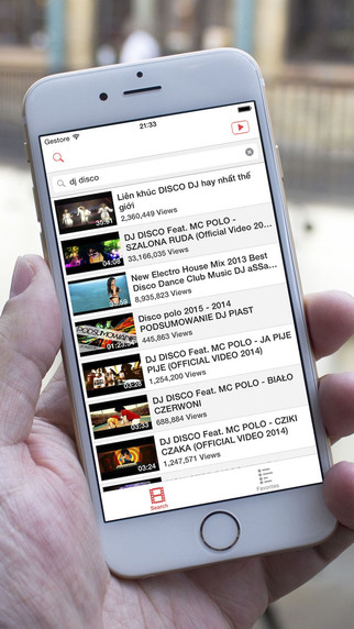 EasyTube Video Music Player HD for YouTube