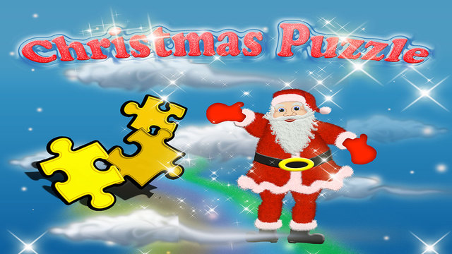 Xmas Snow Puzzle - Exciting Puzzle Game For Christmas