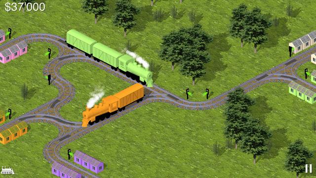 模拟建设 铁路传奇 : Raildale [iOS]