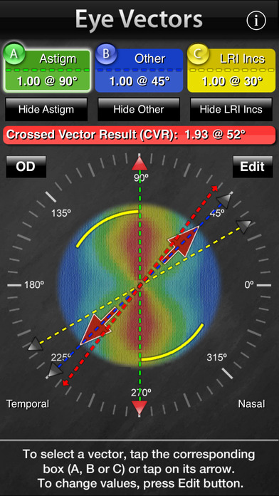 Eye Vectors iPhone Screenshot 3