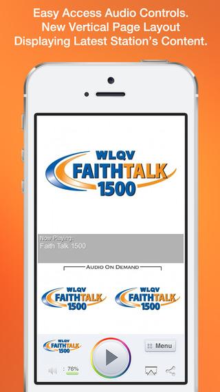 FaithTalk 1500
