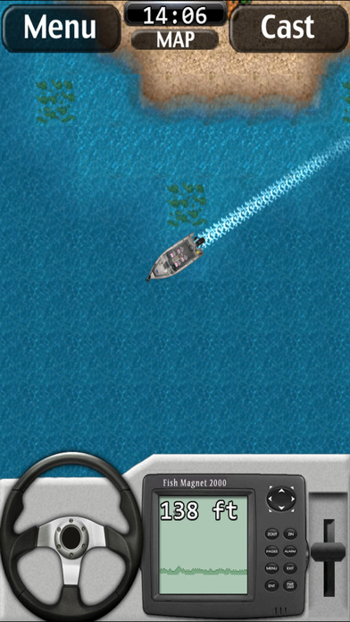 i Fishing Saltwater Edition Lite iPhone Screenshot 3