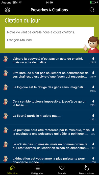 Proverbes et citations-1