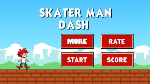 Skater man Dash - Tony Hawk