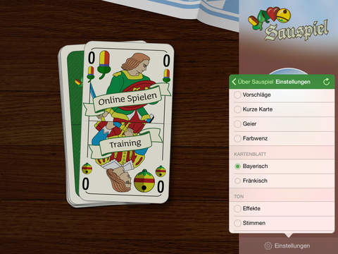 Sauspiel HD iPad Screenshot 5