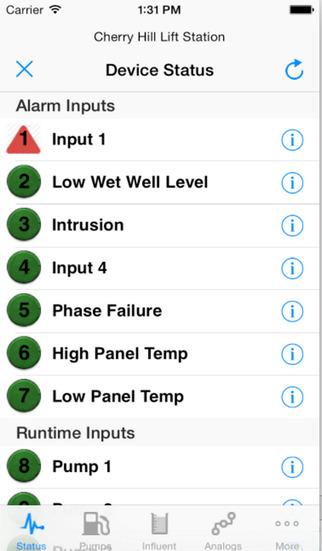 OmniSite GuardDog iPhone Screenshot 3
