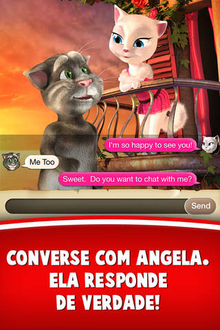 Tom Loves Angela screenshot 2