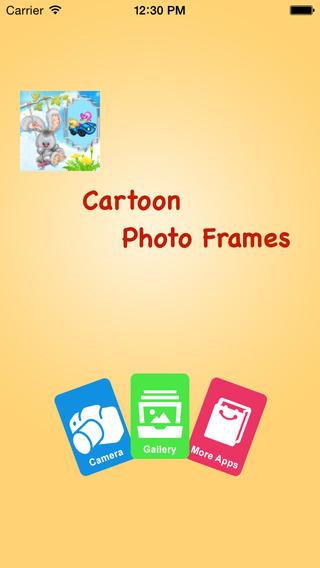 Cartoon Photo Frames