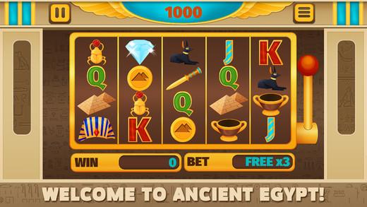 Pharaoh Slots - Ancient Jewels