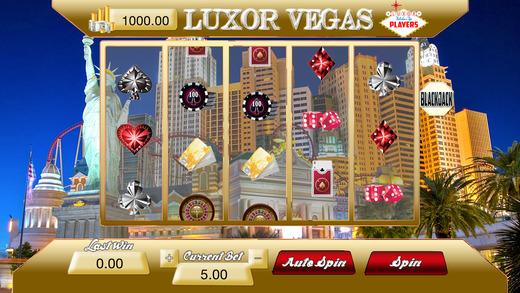AAA Luxor Vegas Slots