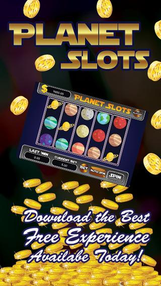 AAA Amazing Planet Slot