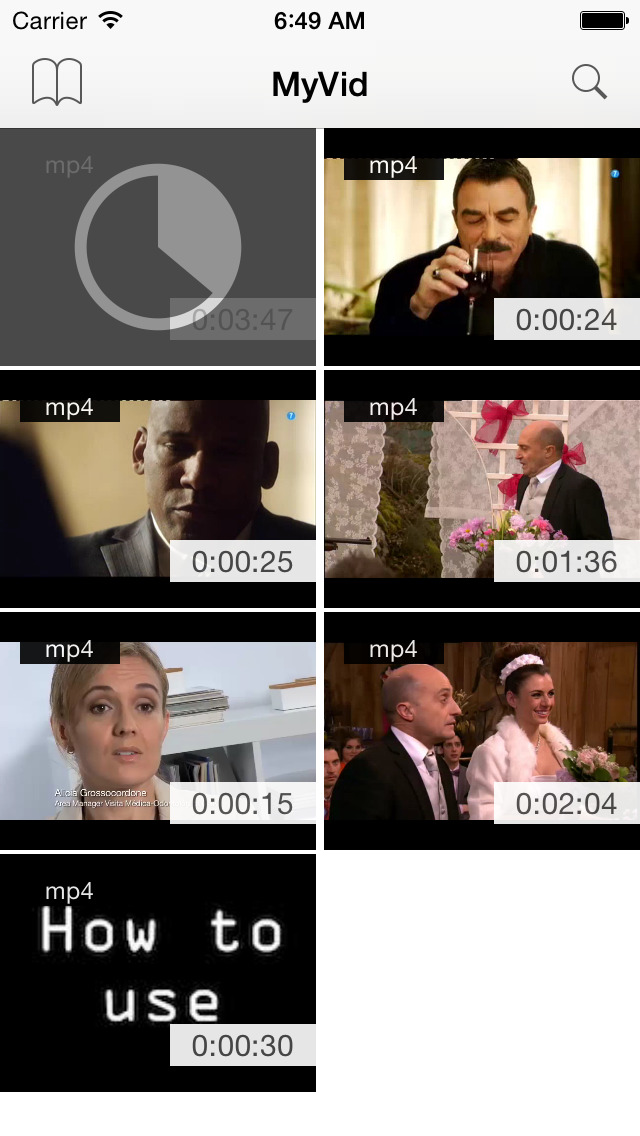 Video downloader and Best player for Youtube and web videos screenshot 2