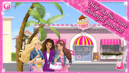 Barbie™ Best Job Ever: Pastry Chef