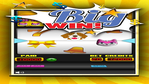 Miss Pussy Cat Surf Slots - Spin Your Lucky Kitty and Doggy Wheel Feel Joy Pro Game