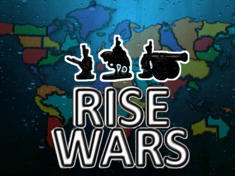 Rise Wars Lite [ Risk game ] screenshot 1