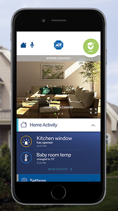 Adt pulse on the app store for Home building apps for iphone