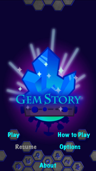 Gem Story iPhone Screenshot 1