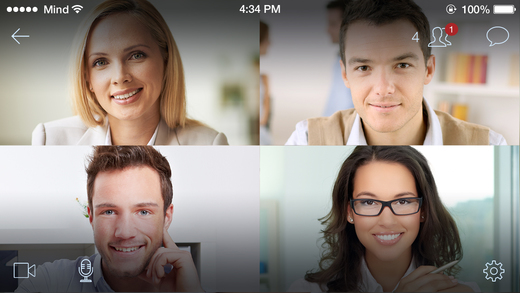 Mind Meeting – video conferencing and webinars for your business
