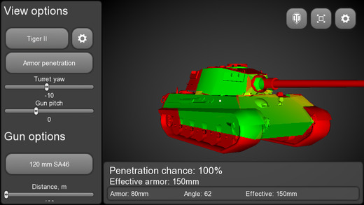 Armor Inspector - for WoT PC and Blitz
