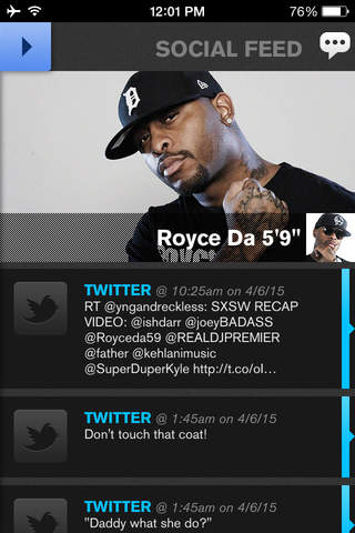 "Royce Da 5'9"" screenshot 2"