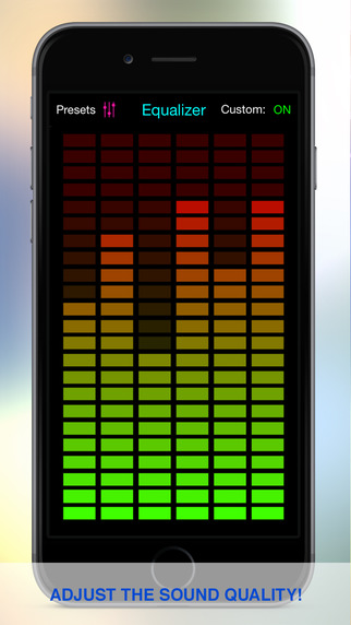 Equalizer+ - volume booster great sound effects an