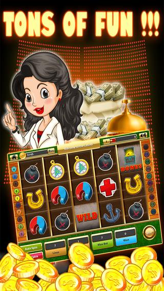 ` AAA Slots of Extreme Fun HD - Best Slot-machine Casino with Big Bonus Wheel