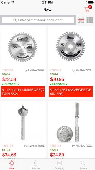 Amana Tool Dropship