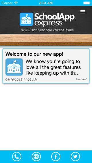 Your School by School App Express