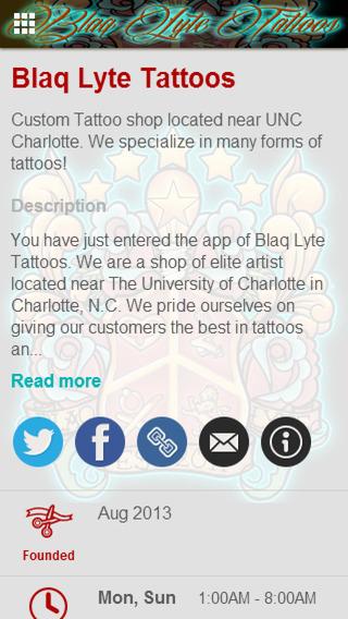 Blaq Lyte Tattoos