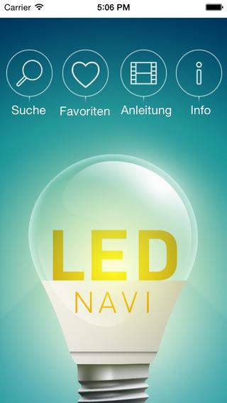 LED Navi