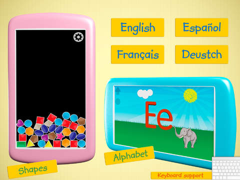 KIDpedia (English, Spanish, French + German) 教育 App-愛順發玩APP