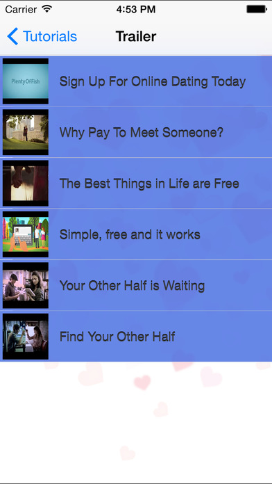 Pof free dating app for android