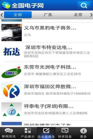 全国电子网 screenshot 2