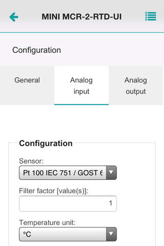 MINI Analog Pro App screenshot 3