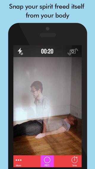 Ghost Lens Pro - 鬼影实录[iOS]丨反斗限免