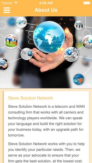 Steve Solution Network