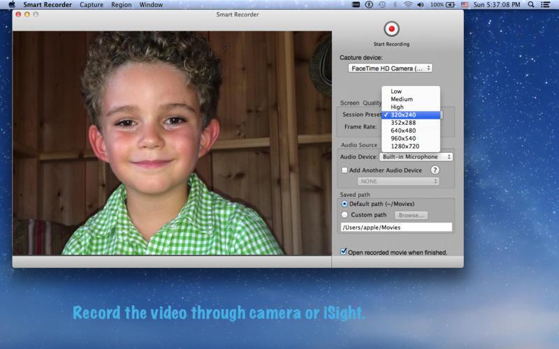 Smart Recorder Lite Screenshot - 2