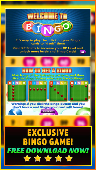 Bingo Elite PRO - Play Online Casino and Daub the Card Game for FREE