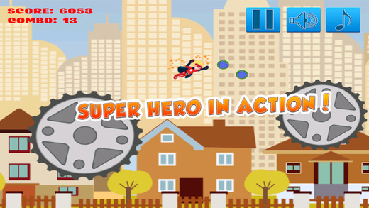 Awesome Hero Boy - Super Sky Action Jumping Game M