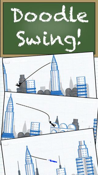 Doodle Swing – High Flying Swinging Adventure