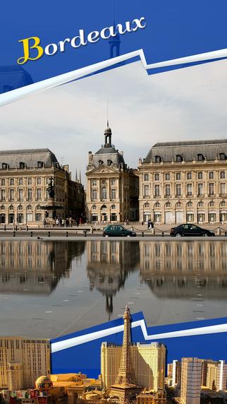 Bordeaux Offline Travel Guide