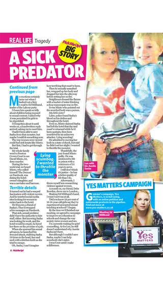 Pick me Up Magazine North America