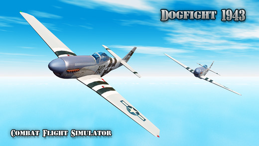 Dogfight 1943 Combat Flight Simulator