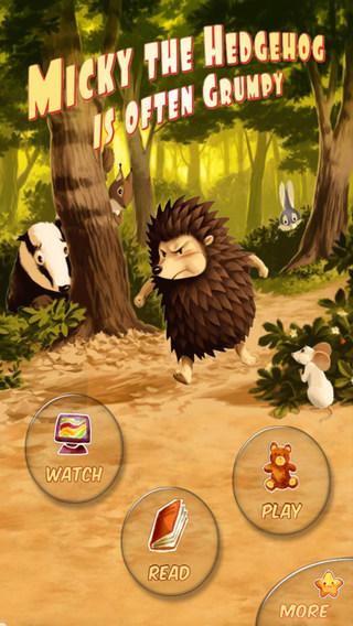 Micky the Hedgehog