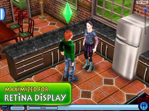 The Sims 3 iPad Screenshot 2